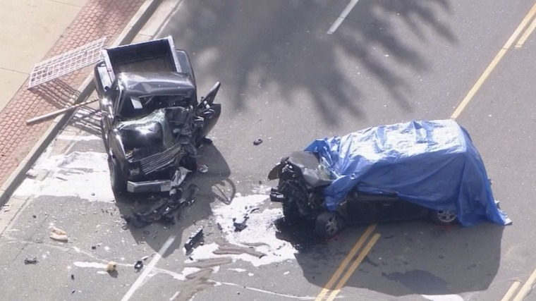 Copter4 was over the crash in Longmont in September (credit: CBS)