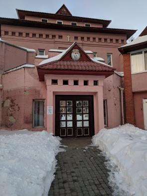 CC Kharkiv's new building