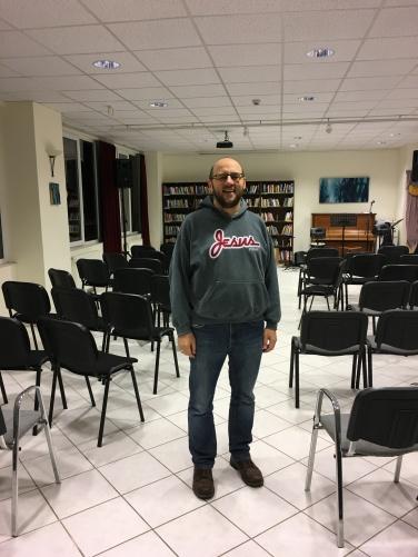 Pastor Laci - Golgota Délpest