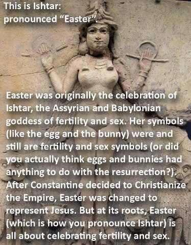 Does Easter Come From Ishtar? – Longmont Pastor