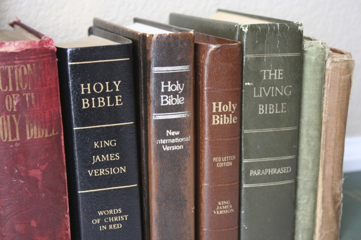 whats-the-difference-between-various-bible-versions