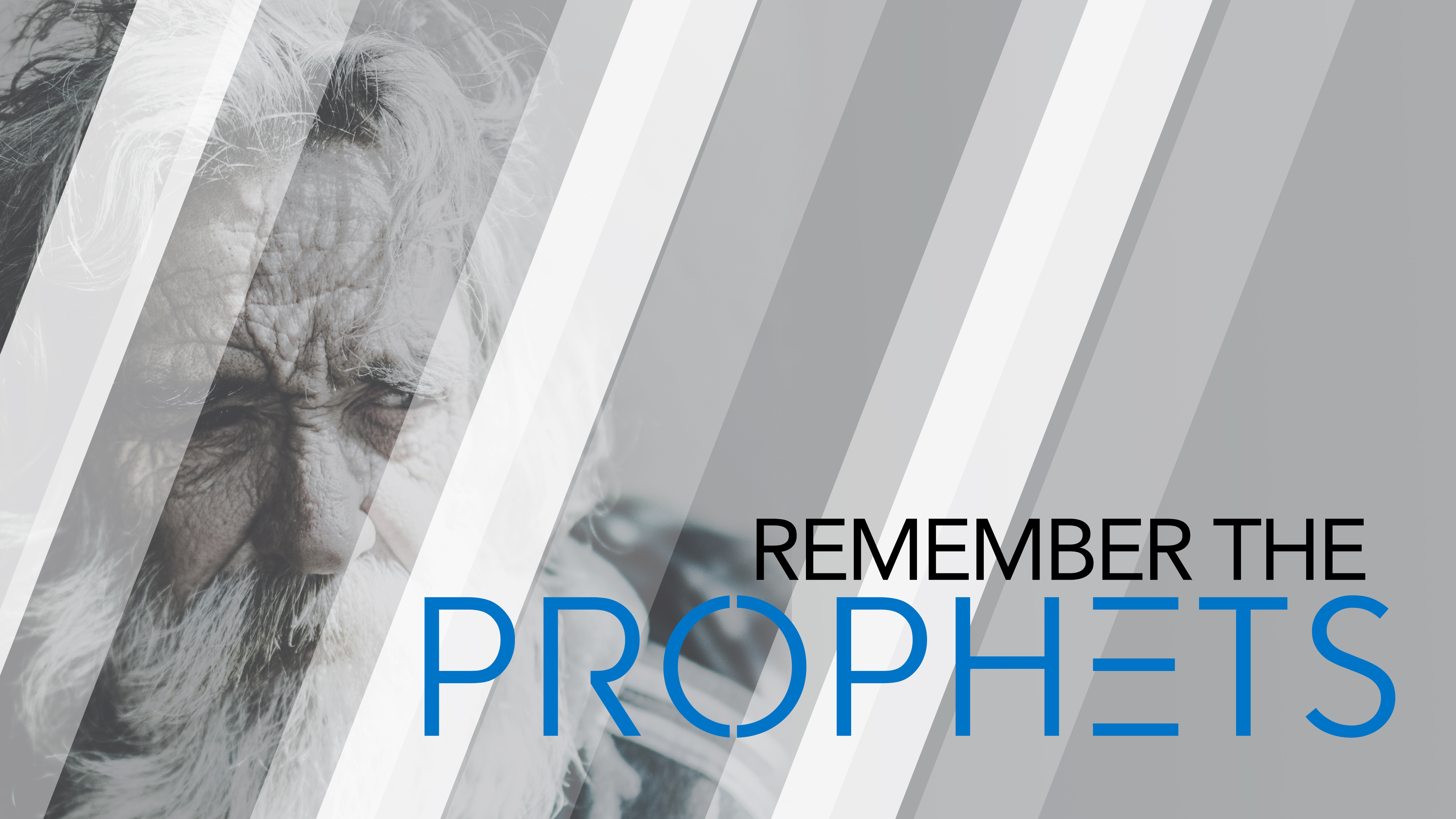 remember the prophets main title 16x9